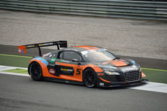 GT Open Audi R8 LMS Ultra GT3 at Monza Stock Images