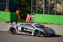 GT Open McLaren 650S GT3 at Monza Stock Photo