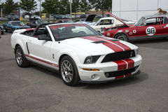 2008 gt500 shelby Photo stock