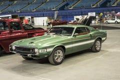 1969 GT shelby 500 Imagen de archivo libre de regalías