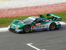 GT super - #22 MOTUL TAKATA Fotografia de Stock