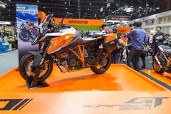 GT Superduck 1290 bij de Internationale Motor Expo 2016 van Thailand Stock Foto's