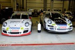 GT3 de Kop van Porsche Royalty-vrije Stock Foto's