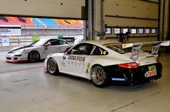 GT3 de Kop van Porsche - EE Stock Foto