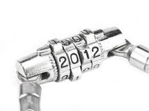 gåta 2012 tusen tolv två år Arkivfoton