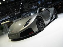 GTA Spano Stock Images