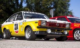 GTE de Opel Kadett Imagen de archivo