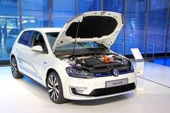GTE de Volkswagen Golf Fotografía de archivo