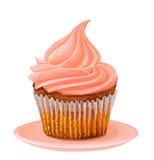 Gâteau de cuvette Photos libres de droits