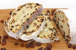 Gâteau de Noël Photos stock