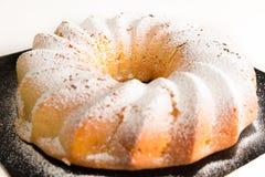 Gâteau fait maison Photo stock
