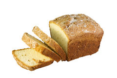 Gâteau mousseline Photo stock