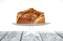 Gâteau mousseline Images libres de droits