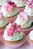 Gâteaux de mariage Photo stock