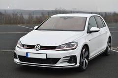 Gti de golf de Volkswagen Photo stock