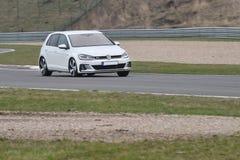 Gti de golf de Volkswagen Image stock