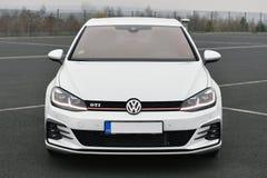 Gti de golf de Volkswagen Photo libre de droits