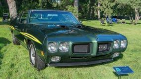 gto Pontiac του 1970 Στοκ Εικόνες