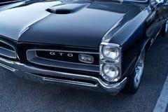 GTO Pontiac 1969 Fotos de archivo