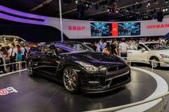 GTR från Nissan, 2014 CDMS Royaltyfri Foto