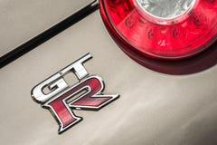 Gtr Nissan Royaltyfri Bild