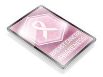 Guárdese del cáncer de pecho Fotografía de archivo