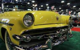 Gué jaune Image stock