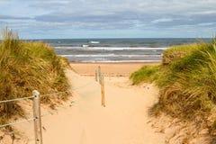 Guía al mar foto de archivo libre de regalías