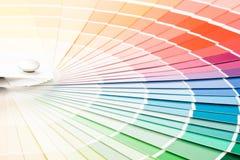 Guía del color. imágenes de archivo libres de regalías