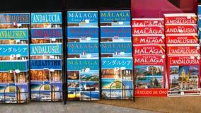 Guías turísticas turísticas, España Imagen de archivo libre de regalías