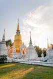 Gu Jao Luang, Chiang Mai, Tailândia Imagens de Stock