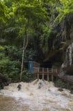 Gua Kelam, Perlis, Malaysia lizenzfreies stockbild