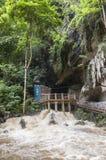 Gua Kelam, Perlis, Malaysia stockbild
