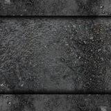 Água molhada da rua do fundo da textura da estrada do asfalto Fotografia de Stock