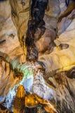 Gua Tempurung是一个洞在Gopeng,霹雳州 库存图片