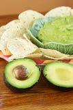 guacamole авокадоа стоковое фото