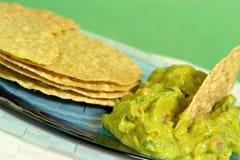 Guacamole Foto de Stock Royalty Free