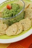 guacamole стоковое изображение rf