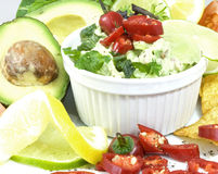 Guacamole Royalty Free Stock Photo
