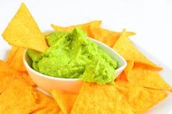 guacamole zdjęcie stock
