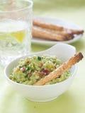 guacamole стоковая фотография