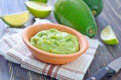 guacamole στοκ εικόνες