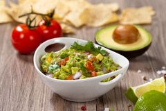 Free Guacamole Stock Photography - 47712712