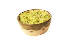 Guacamole Stock Photography