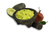 guacamole Image libre de droits