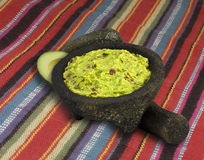 Guacamole Photographie stock