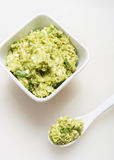 Guacamole Appetizer Healthy Snack Royalty Free Stock Image