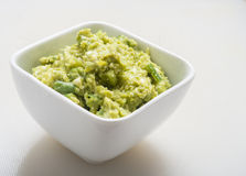 Guacamole Appetizer Healthy Snack Stock Photos