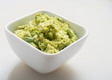 Guacamole Appetizer Healthy Snack Stock Photos