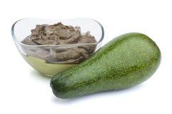 Guacamole with avocado Stock Photo